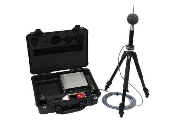Lärmmess-Set für Konzer- & Eventveranstaltungen