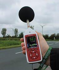 Optimus Green Schallpegelmessgerät
