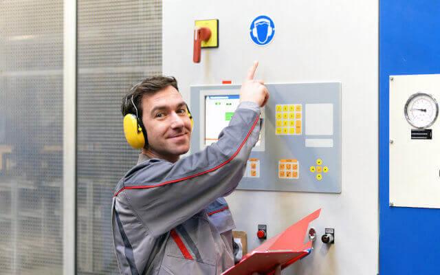 Lärm Industrieanlagen
