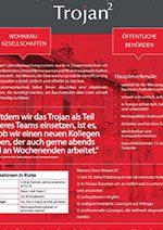 Screenshot Datenblatt Trojan²